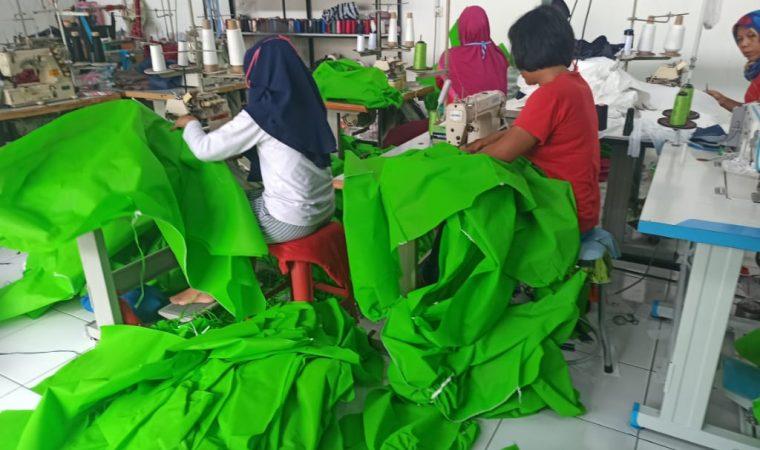 Jasa Konveksi Seragam Kerja Baubau
